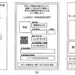 印刷物クーポンとデジタルクーポン利用時に飲食店などに利益配分する特許発明を紹介/ランチパスポートの特許