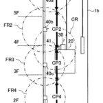 【特許紹介】エレベータの昇降路に配置された複数の端末からの電波で故障を判定する特許発明(東芝エレベータ)を紹介