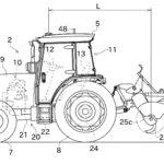 【特許紹介】作業をした部分の端部をきれいに揃える作業車両の特許発明(ヤンマー)を紹介